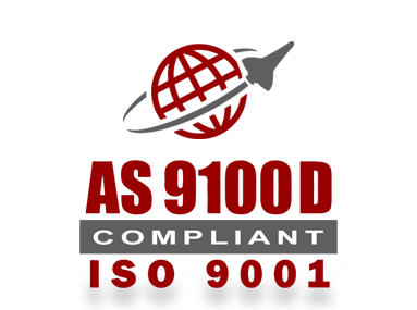 as9100d iso 9001 compliant